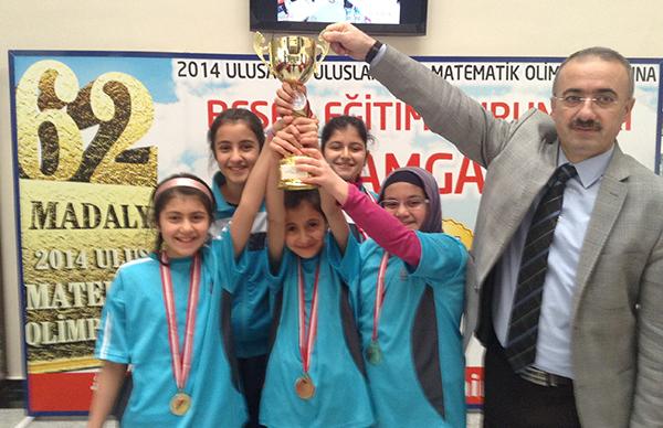 Özel Turgut Özal Koleji Masa Tenisi'nde Malatya Şampiyonu Oldu