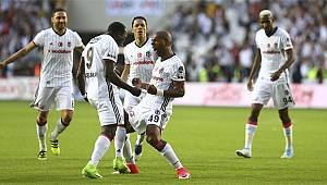 Beşiktaş 2016-2017 Sezonu Şampiyonu Oldu