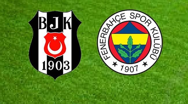 Beşiktaş - Fenerbahçe Maçının Bilet Fiyatları Belli Oldu