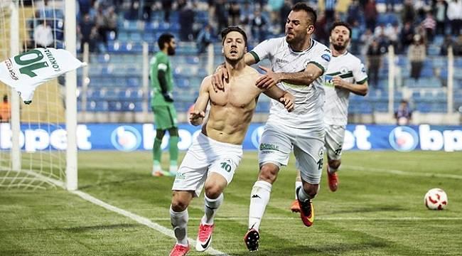 Giresunspor Play-Off' Garantiledi