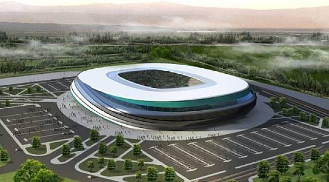 Kocaeli Yeni Stadına Kavuşuyor