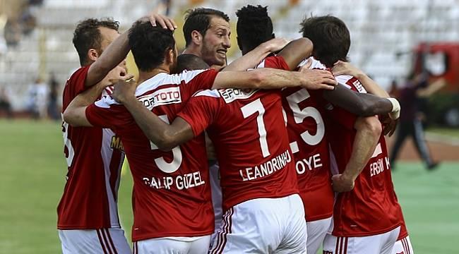 Sivasspor Süper Lige Yükselen 2. Takım Oldu