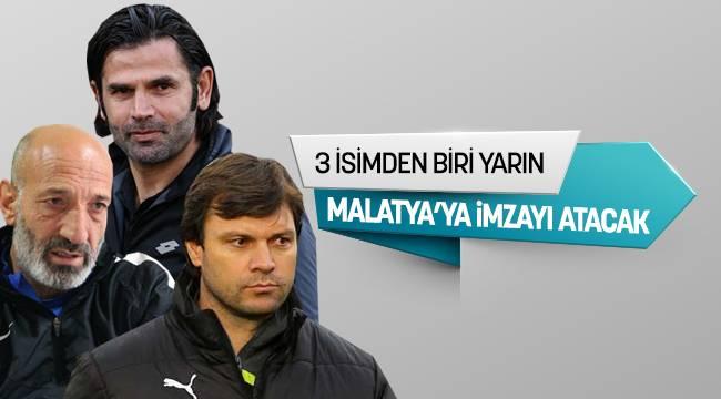 Yeni Malatyaspor hafta içi imzayı atıyor