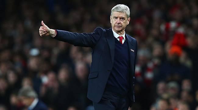 Wenger Ferguson'u Geride Bıraktı