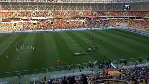 Yeni Malatyaspor Stadında Şok Eden Görüntü