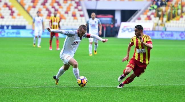 Yeni Malatyaspor Başakşehir'e Kaybetti