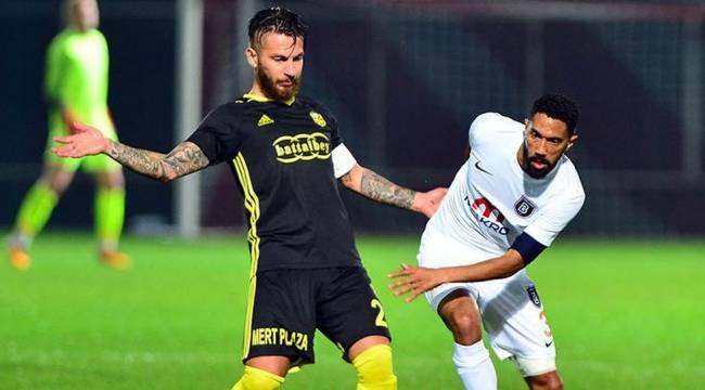 Yeni Malatyaspor Başakşehir'e Farklı Kaybetti