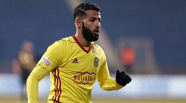 Chebake Yeni Malatyaspor'u Zora Soktu