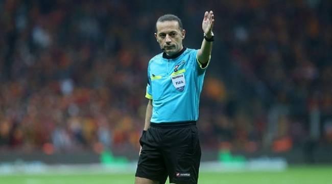 Cüneyt Çakır'a Yeni Malatyaspor'dan Tepki