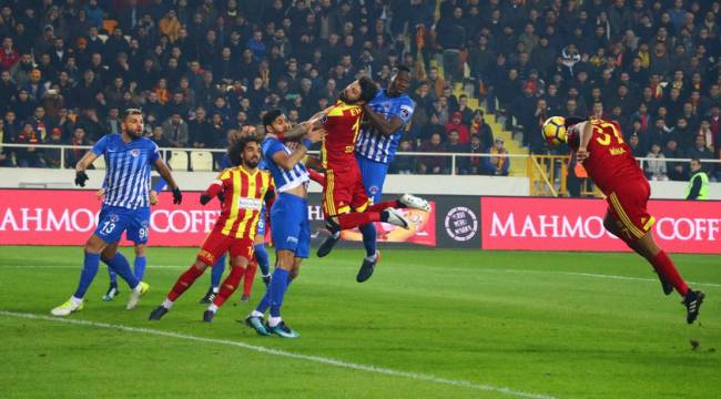 Yeni Malatyaspor Paşayı Elinden Kaçırdı