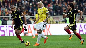 Yeni Malatyaspor Fenerbahçe'ye Yenildi
