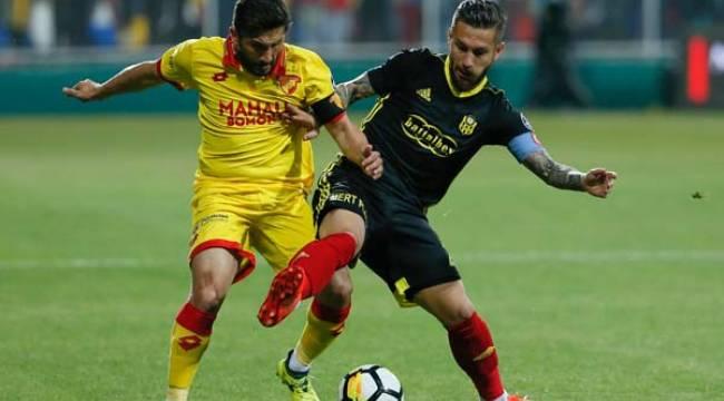Yeni Malatyaspor, Göztepe ile Yenişemedi