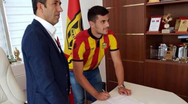Danijel Aleksic Yeni Malatyasporla anlaştı