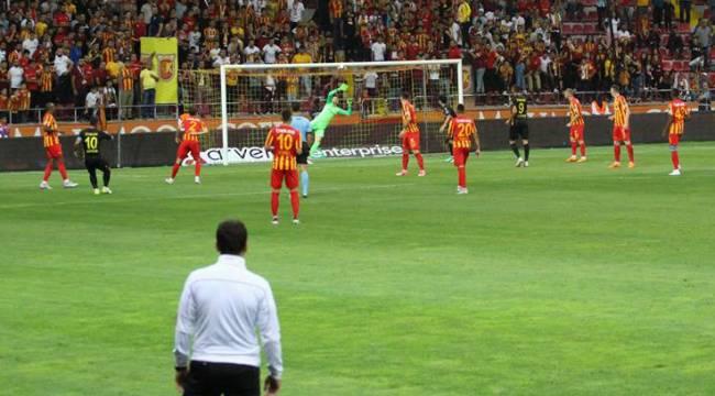 Yeni Malatyaspor Kayseri'den Lider Döndü
