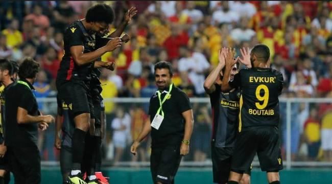 Yeni Malatyaspor Sezona 3 Gol 3 Puanla Başladı