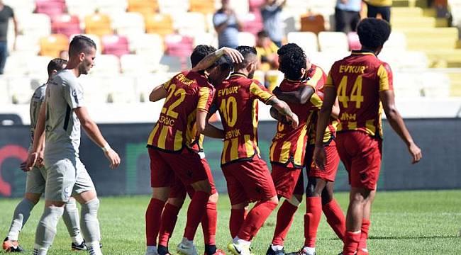 Yeni Malatyaspor Rizespor'u 1-0 yendi