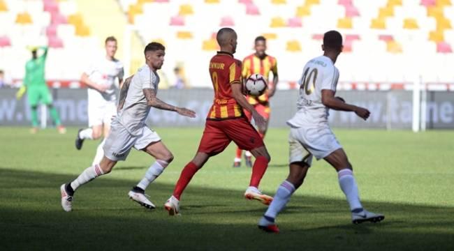 Yeni Malatyaspor 4 Gol attı 1 Puan Kaptı