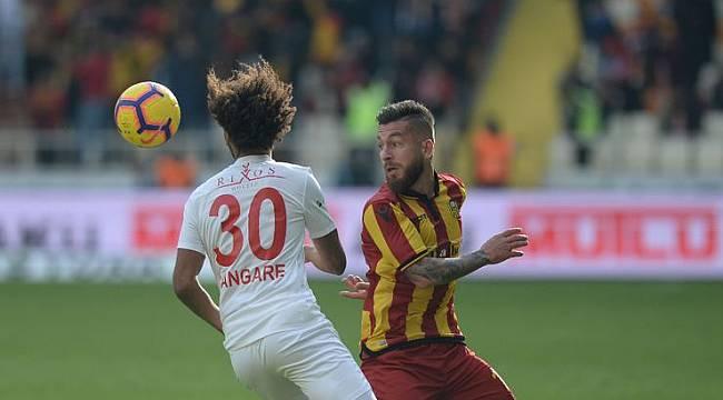 Yeni Malatyaspor Şampiyonluğa Göz Dikti