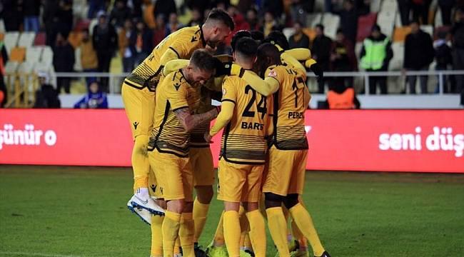 Yeni Malatyaspor Bodrumspor maçında zorlandı