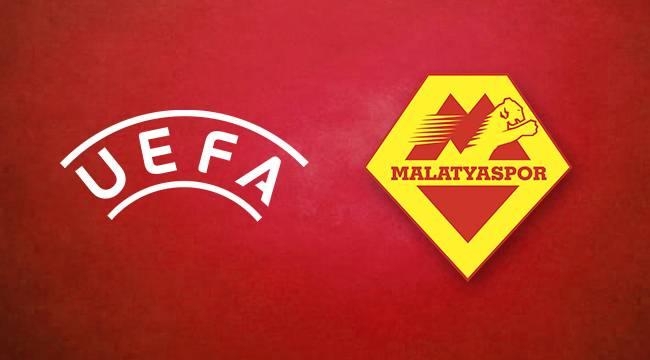 UEFA'dan Yeni Malatyaspor Hatası
