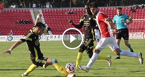 Balıkesirspor - Yeni Malatyaspor Maç Özeti