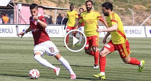 Bandırmaspor, Yeni Malatyaspor Maç Özeti